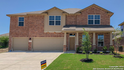 Cibolo Single Family Home Price Change: 617 Minerals Way