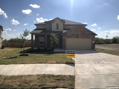 Cibolo Single Family Home For Sale: 309 Swift Move