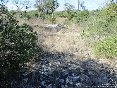 Helotes Residential Lots & Land For Sale: 323 Pueblo Pintado
