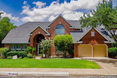 San Antonio TX Single Family Home Price Change: $399,990