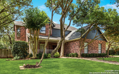 San Antonio TX Single Family Home Back on Market: $425,000