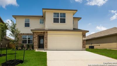 Cibolo Single Family Home Price Change: 305 Little Wichita
