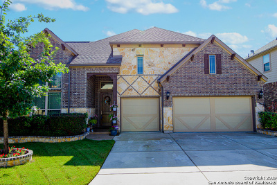 Boerne, Fair Oaks Ranch, Leon Springs Single Family Home Back on Market: 27039 Smokey Chase