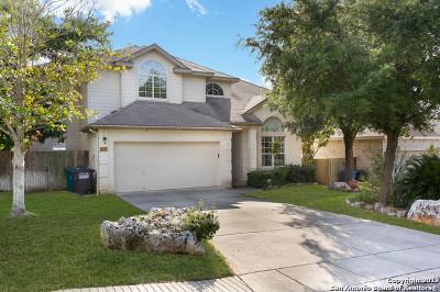 Stone Oak Single Family Home Active Option: 22831 Wichita Pass