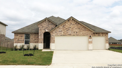 Cibolo Single Family Home For Sale: 624 Minerals Way