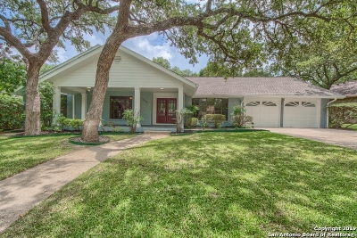 San Antonio Single Family Home Back on Market: 13142 Hunters Spring St