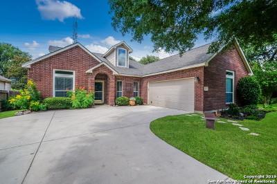San Antonio Single Family Home Back on Market: 2511 Redland Pt