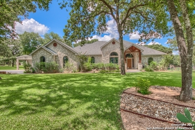 La Vernia Single Family Home Active Option: 109 Legacy Oaks