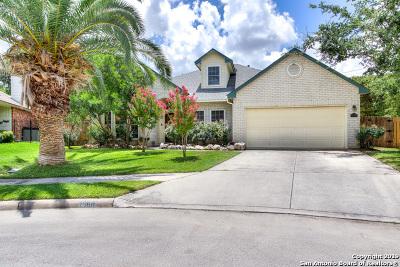 Single Family Home Price Change: 18002 Cerca Rojo Dr