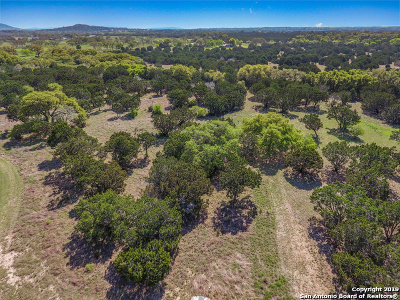 Pipe Creek Residential Lots & Land For Sale: Home Site 5 Vaquero Dr.