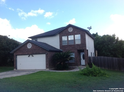 New Braunfels Single Family Home For Sale: 1135 Stone Garden