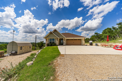 Hondo Single Family Home Price Change: 264 W County Road 2481