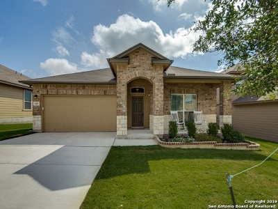 Cibolo Single Family Home For Sale: 428 Kings Way