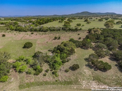 Pipe Creek Residential Lots & Land For Sale: Home Site 3 Vaquero