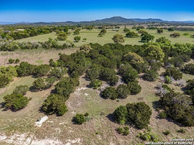 Pipe Creek Residential Lots & Land For Sale: Home Site 4 Vaquero