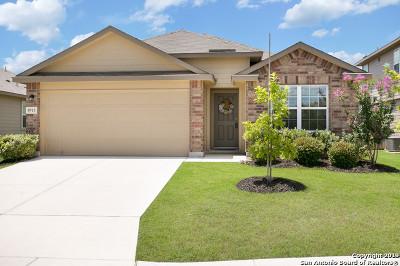 Valley Ranch - Bexar County Single Family Home Active Option: 8915 Hughes Creek