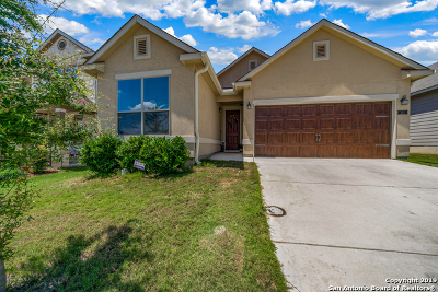Boerne Single Family Home Active Option: 154 Cactus Flower