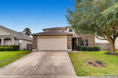 Converse Single Family Home For Sale: 8534 Chickasaw Bluff