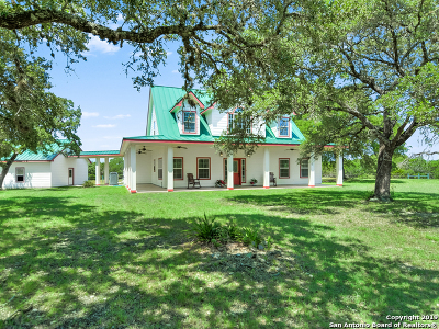 Spring Branch Single Family Home For Sale: 1456 Cherry Creek Blvd