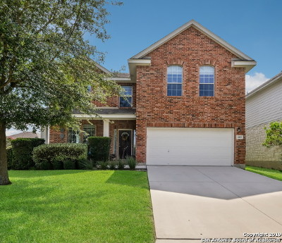 Stone Oak Single Family Home For Sale: 602 Midway Crest