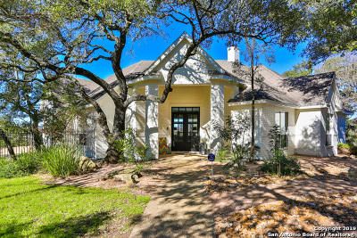 Fair Oaks Ranch Single Family Home For Sale: 29723 High Eschelon