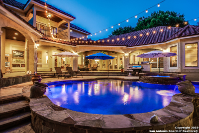 Garden Ridge Single Family Home For Sale: 19810 Brandywine Cove