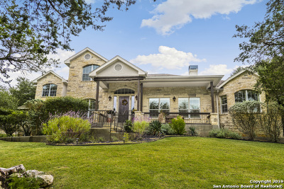 Boerne Single Family Home New: 178 Riverwood
