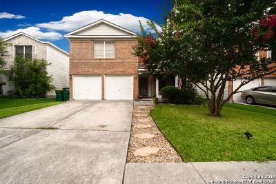 Converse Single Family Home For Sale: 10255 Southcreek
