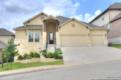 Stone Oak Single Family Home Active RFR: 24119 Acanthus