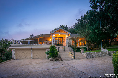 New Braunfels Single Family Home For Sale: 94 Mission Dr