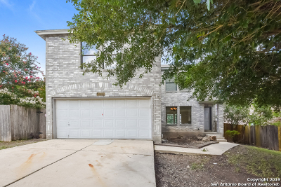 San Antonio Single Family Home Back on Market: 7015 Knights Haven