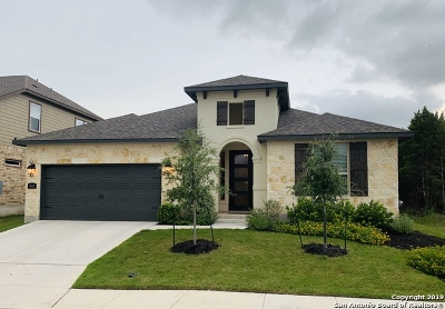 Comal County Single Family Home Back on Market: 643 Hidden View St