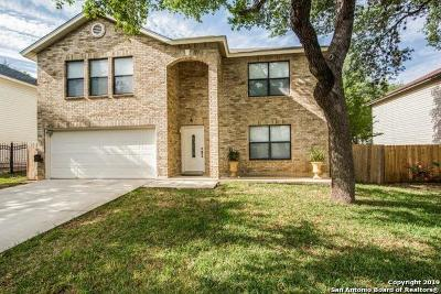 Bexar County Single Family Home Price Change: 8851 Teaberry Dr