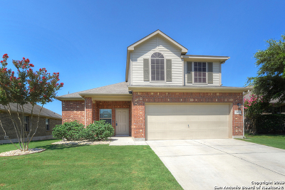 Cibolo Single Family Home New: 213 Bareback Bend