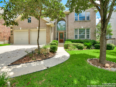 Rogers Ranch Single Family Home For Sale: 18710 Crosstimber