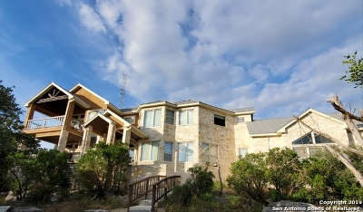 Helotes Single Family Home For Sale: 11507 Mountain Climb