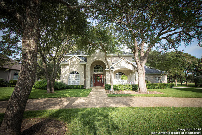 Boerne Single Family Home For Sale: 8515 Fairway Green Dr