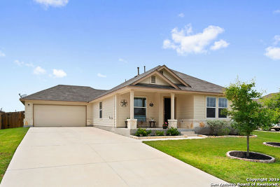 New Braunfels Single Family Home Active Option: 479 Wind Murmur