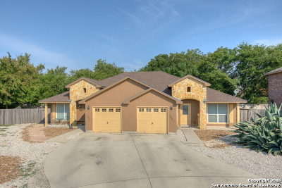 New Braunfels Multi Family Home Active Option: 1003/1007 Brown Rock Dr