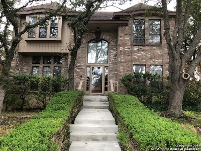Stone Oak Single Family Home Price Change: 630 Lightstone Dr