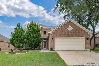 Canyon Springs Single Family Home For Sale: 1031 Chase Creek