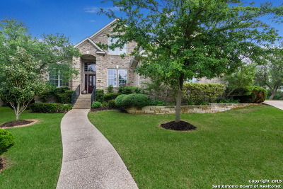 Stone Oak Single Family Home For Sale: 530 Heather Ridge