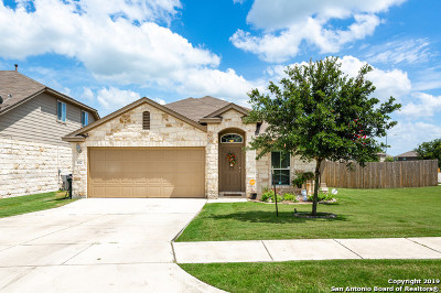 San Marcos Single Family Home Price Change: 102 Goldenrod Dr
