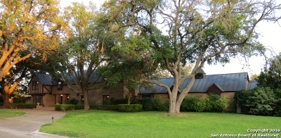 Hondo Single Family Home For Sale: 1209 Shady Ln