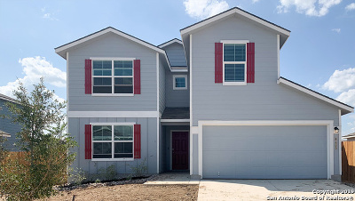 San Antonio Single Family Home Back on Market: 6435 Legato Curve