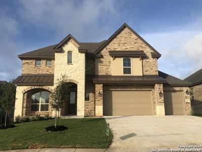 Boerne Single Family Home For Sale: 26927 Lavender Arbor