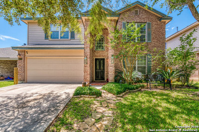 Helotes Single Family Home Back on Market: 14615 Tioga Bend