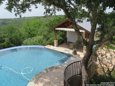 Helotes Single Family Home Active Option: 9735 Tower View