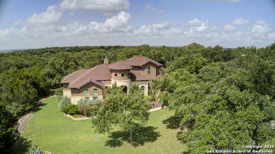New Braunfels Single Family Home Active Option: 2545 Otter Way