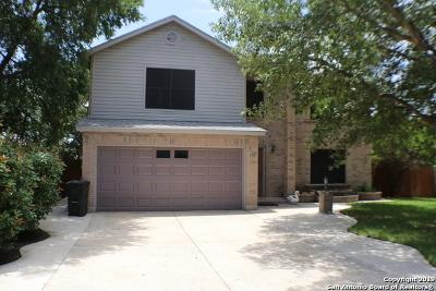 Schertz Single Family Home New: 212 Victoria Pt
